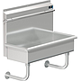 PALUXY 36 INCH TROUGH URINAL W/FLUSH PIPE