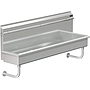 PALUXY 72 INCH TROUGH URINAL W/FLUSH PIPE