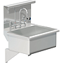 BLANCO 22 X 16 SCRUB UP SINK DECK W / WRIST BLADE HANDLES