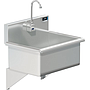 BLANCO 22 X 16 SCRUB UP SINK WALL W / SENSOR FAUCET
