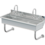 BLANCO 2 STATION X 48 W / DECK MT FAUCETS
